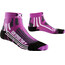 X-Socks Run Speed Two Hardloopsokken Dames violet